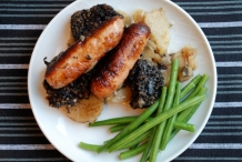 Sausage-&-Black-Pudding-Casserole