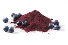 Blueberries-powder
