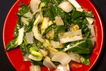 Bok-choy-cooked