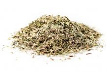 Dried-Boneset-plant