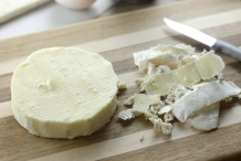 Trimmed-rind-of-Brie-cheese