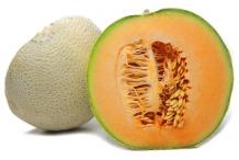 Half-cut-Cantaloupe