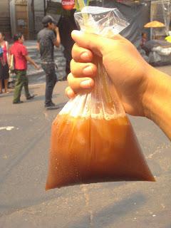 Carao-juice