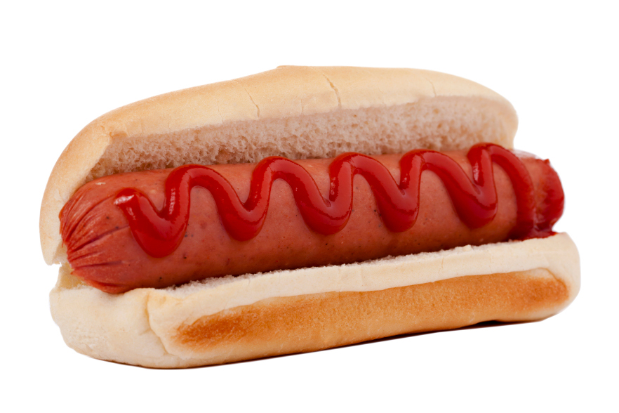 Hot-dog-with-catsup