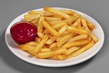 Catsup-with-French-fries