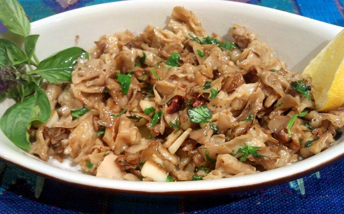 Cooked-Cauliflower-Fungus