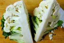 Half-cut-Cauliflower