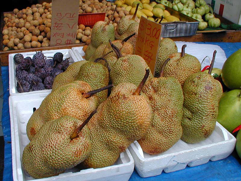 Cempedak-fruit-Sold-in-Market