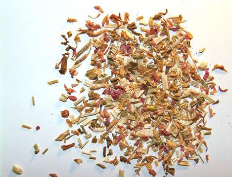 Dried-Centaury-Plant