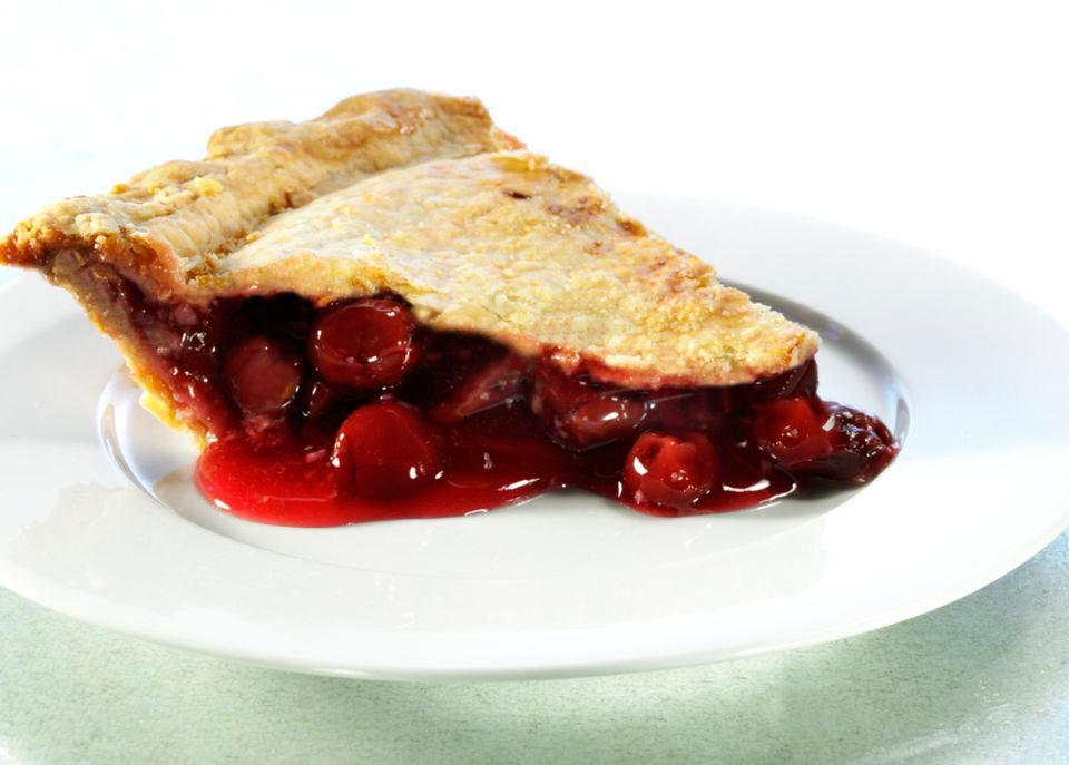 Cherries-pie