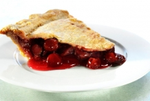 Cherries-pie