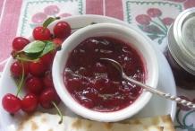 Cherries-jam
