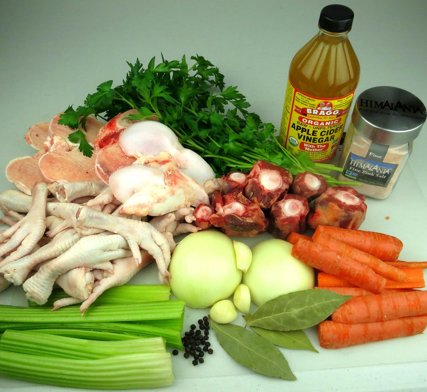 Chicken-broth-ingredients
