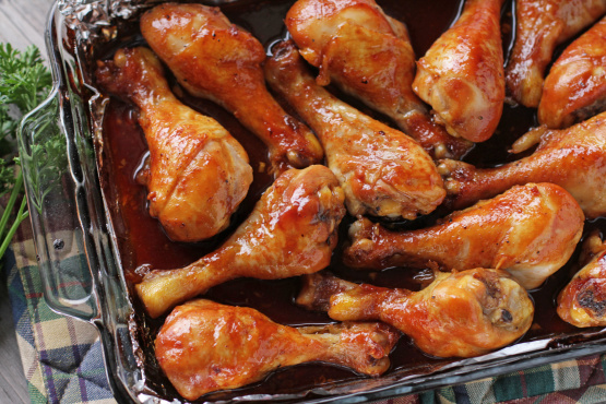 Baked-Chicken-Legs