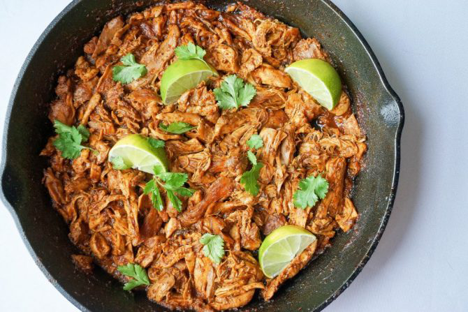 Mexican-Shredded-Chicken