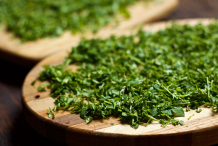 Chopped-chickweed