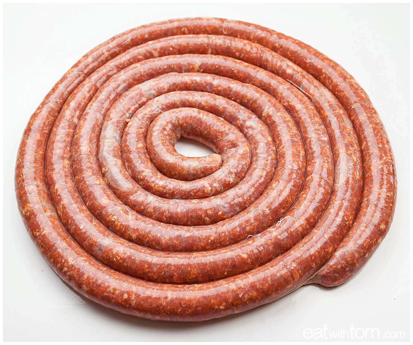 Chorizo-sausage-spiral