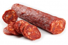 Slices-of-Chorizo-sausage