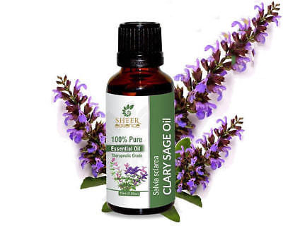 Clary-sage-Essential-oil