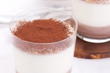 Yogurt-with-Cocoa-powder