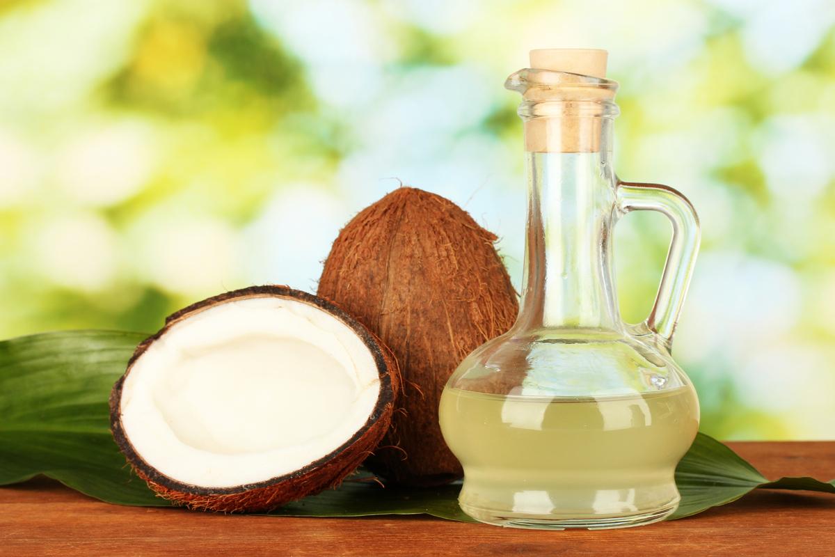 Coconut-oil-Cocos nucifera