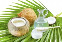 Coconut-oil-Coco Palm
