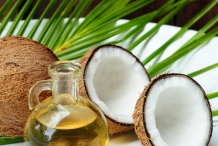 Coconut-oil-Noix de Coco