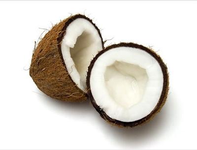 Coconut-cut