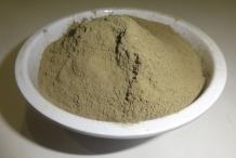 Coltsfoot-powder