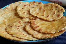 Cornflour-bread