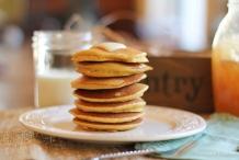 Cornflour-pancakes