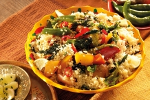 Vegetable-Couscous
