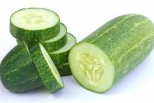 Half-cut-Cucumber
