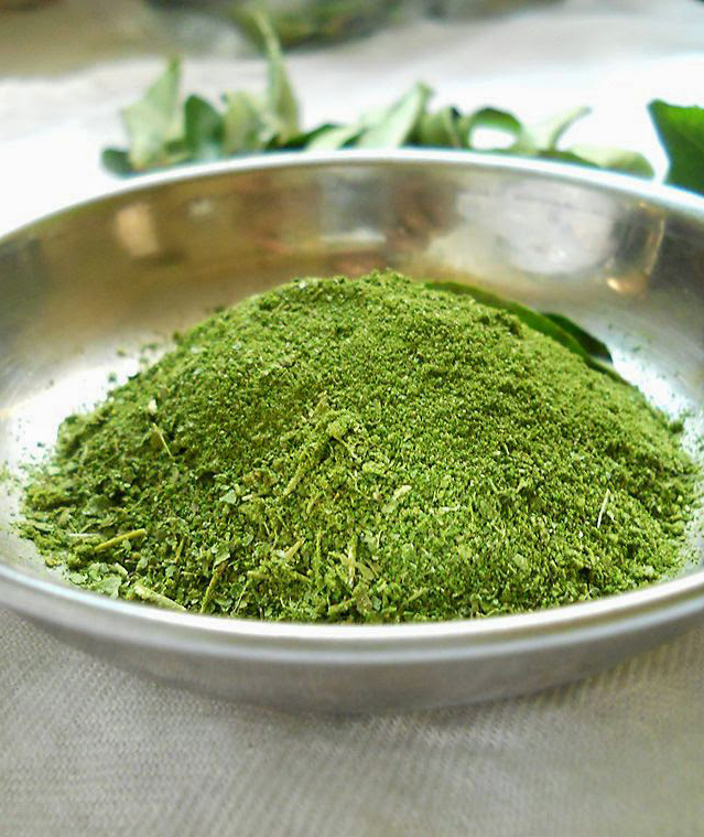 Curry-leaves-powder