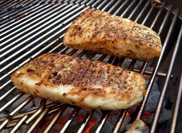 Grilled-Cusk-fish