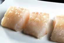 Cusk-fish-flesh