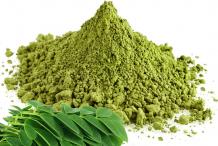 Drumstick-leaf-powder