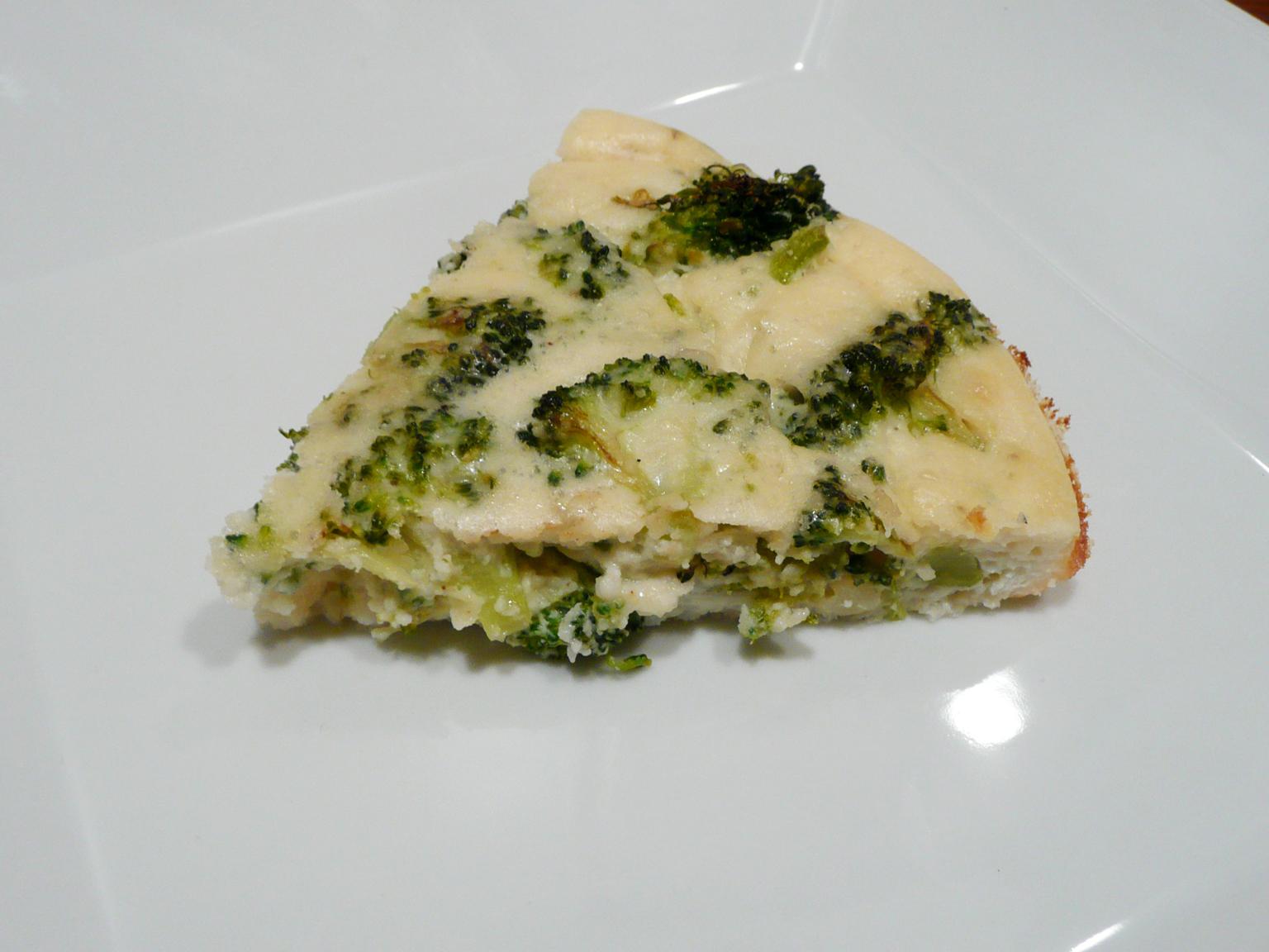 Egg-White-Broccoli-Quiche