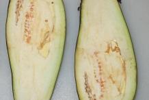 Half-cut-Eggplant