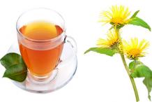 Elecampane-Tea