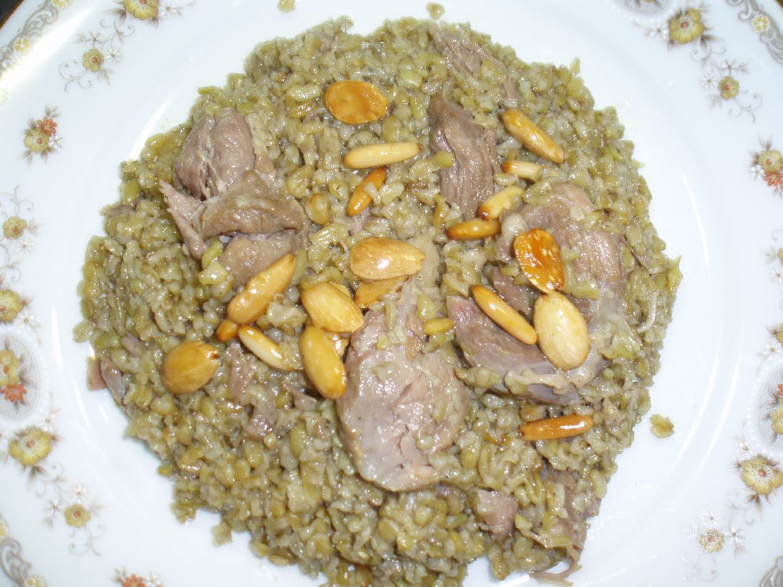 Freekeh-with-meat