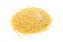Gelatin-granules