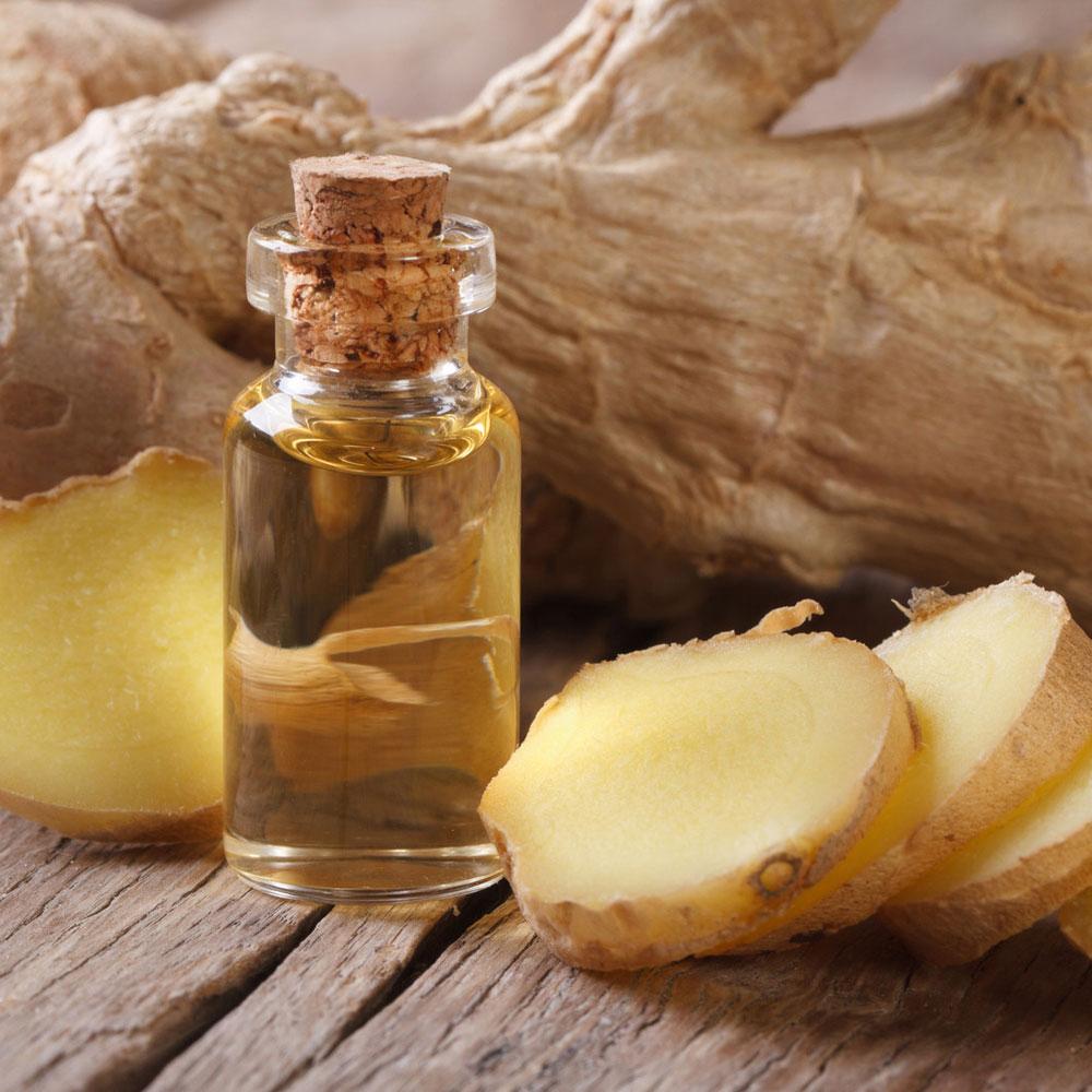 Ginger-oil