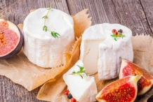 Ripened-goat-cheese