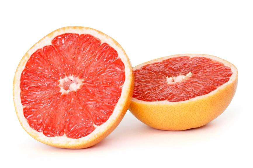 Grapefruit-cut