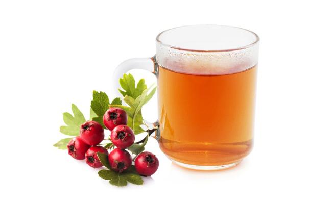 Hawthorn-berry-tea