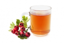 Hawthorn-berry-tea