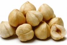 Hazelnuts-flesh
