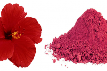 Hibiscus-powder
