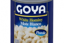 Hominy-canned